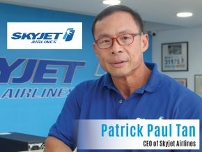 Business Talk with Patrick Paul Tan, CEO of Skyjet Airlines