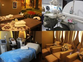 Aramesh and Fashion Smile Is A Premium One-Stop Wellness Center in Makati