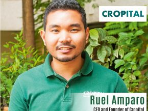 Business Talk with Ruel Amparo, CEO and Founder of Cropital