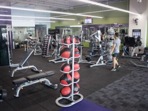 Anytime Fitness: A 24-Hour Gym in Your Neighborhood