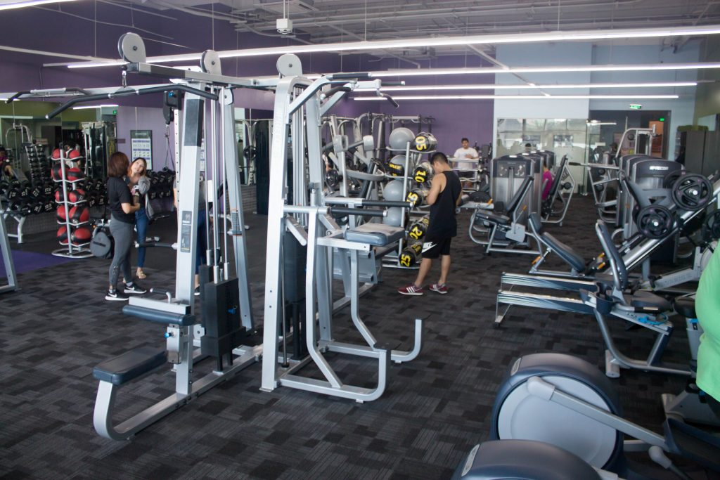 Anytime fitness a hour gym in your neighborhood philippine
