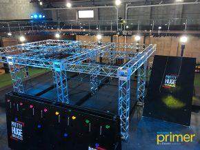 Pretty Huge Obstacles: Asia's Largest Indoor Obstacle Course