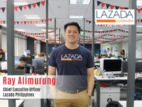Business Talk with Ray Alimurung, CEO of Lazada Philippines