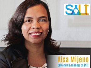 Business Talk with Aisa Mijeno, CEO and Co-Founder of SALt