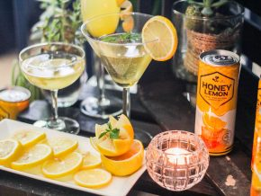 Beat the Summer Heat With Honey Lemon's Mocktail Recipes