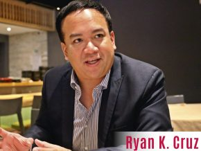 Business Talk with Ryan K. Cruz, CEO and Managing Director of The Real Ramen Nazi Inc.