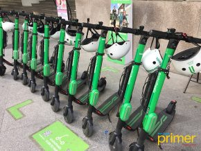 GrabWheels: Free Eco-Friendly and Sustainable E-Scooter Around Town