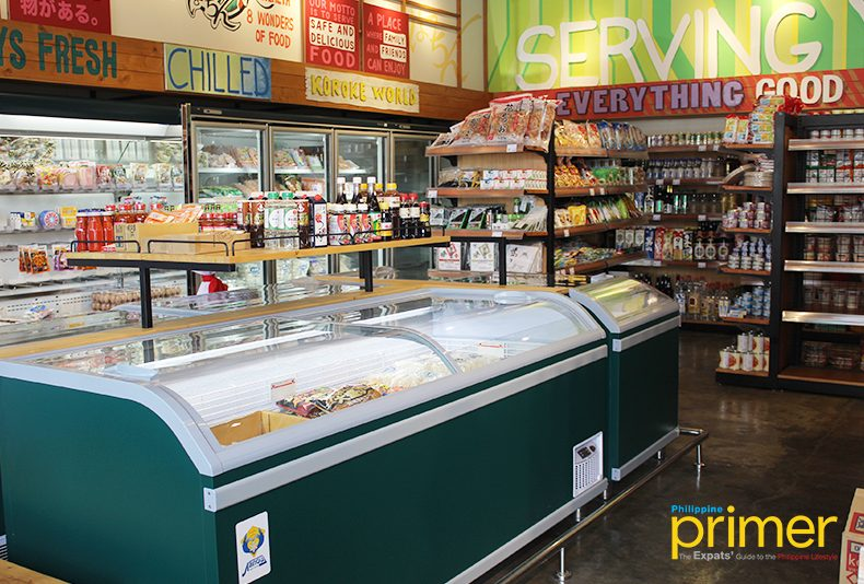 New Hatchin Japanese Grocerant Opens in White Plains, Quezon City