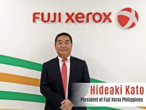 Business Talk with Hideaki Kato, President of Fuji Xerox Philippines