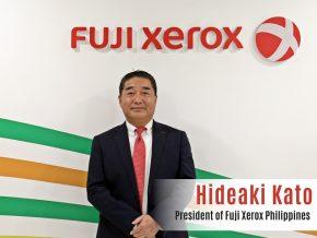 Business Talk with Hideaki Kato, President of Fuji Xerox Philippines