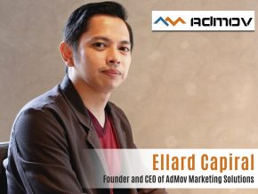 Business Talk with Ellard Capiral, Founder and CEO of AdMov Marketing Solutions
