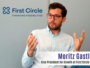 Busines Talk with Moritz Gastl, Vice President for Growth of First Circle