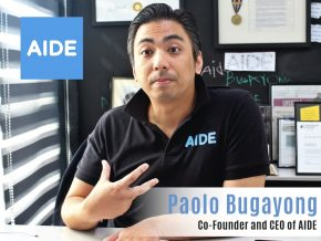 Business Talk with Paolo Bugayong, Co-Founder and CEO of AIDE