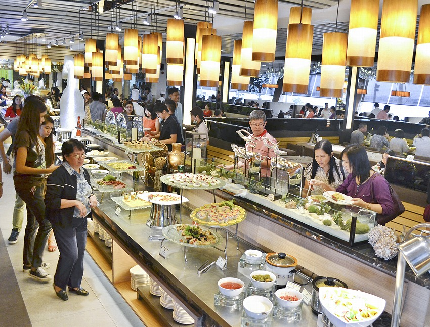 Vikings Has One Of The Widest Selection Food And Cuisines As Compared To Other Buffet Restaurants It Might Not Have Sophistication A Hotel