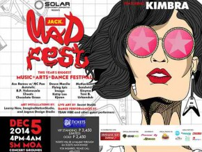MAD FEST: MUSIC+ART+DANCE FESTIVAL Feat KIMBRA