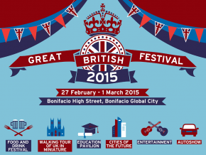 Great British Festival 2015: Bigger, Better, Greater