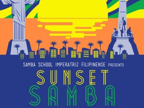 Dance and Drums for Everyone at Sunset Samba!