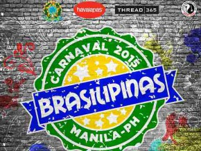 Your Next Friday Party? BRASILIPINAS Carnavale 2015!