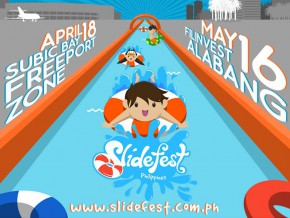 Slidefest Philippines: The Festival for that Inner Child in You!