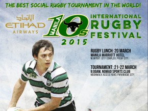 Manila 10s: Get Your Dose of Rugby Action!
