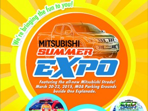 Mitsubishi Summer Expo 2015