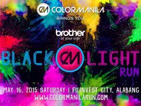 Color Manila Nite Run: Black Light Edition