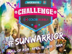 Watsons Color Manila Challenge