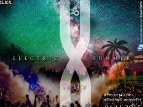 PARTY THIS WEEKEND! Project X: #ElectricSummerPH