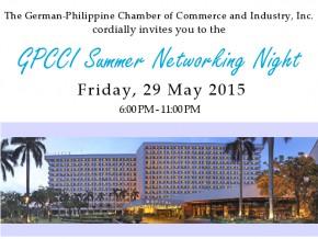 GPCCI Summer Networking Night