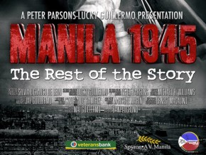 Manila 1945: The Rest of the Story Documentary Screening and Conference