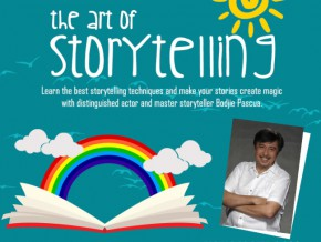 The Art of Storytelling 2015 Workshop