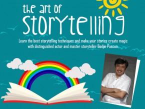 The Art of Storytelling 2015 Workshop