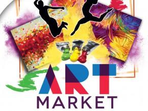 Spend an Art-Filled Weekend at Eastwood City Art Market!
