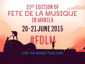 Fête de la Musique 2015: Be it! Live it!