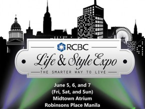 RCBC Life and Style Expo: Be Smart and Live It Up
