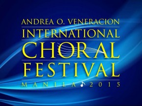 Andrea O. Veneracion International Chorale Festival at the CCP
