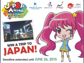 Sing and Dance Your Way: The J-Pop Anime Sing and Dance Contest!