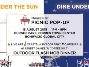 Manila's 1st Picnic Pop-Up