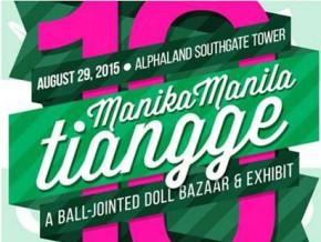 Manika Manila 2015 on August 29