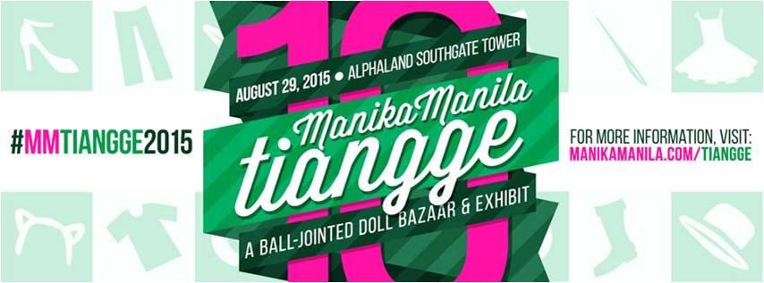 Manika Manila 2015 on August 29 photo
