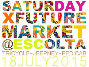 Saturday Market X Future Market at Escolta