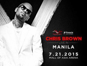 Chris Brown Takes the Stage in Manila This July