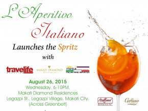 L'Apertivo Italiano: Experience Italy After Work!