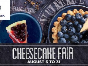 Satisfy your Cravings at the Cheesecake Fair!