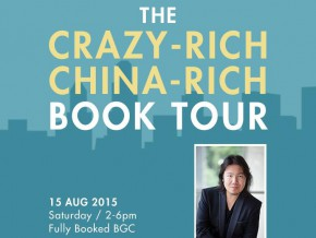 Author Kevin Kwan to Visit PH for Book Signing Tour