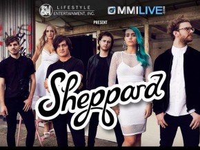 Bombs Away: FREE Sheppard Concert in Manila on August 11