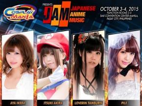 Cosplay Mania 15: Japanese Anime Music