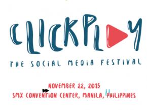 Click Play: The Social Media Festival Set on Nov 22
