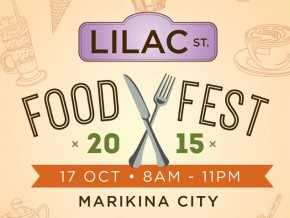 Lilac St. Food Fest Happening on Oct 17