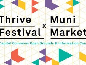THRIVE Festival & MUNI Market